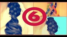 More videos on how to create the hairstyles.