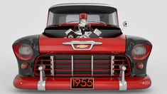 1955 Chevrolet 3100 Custom by SamCurry