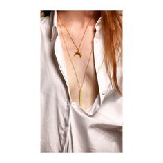 Pendants by www.herminawristwear.com #tusk #bar #pendants