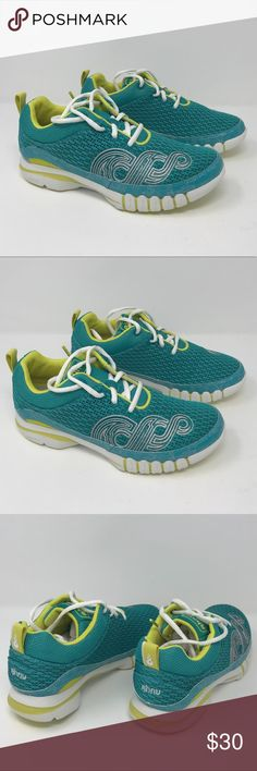 Ahnu Yoga Flex Athletic Shoes Size 7 Ahnu Yoga Flex Athletic Shoes.  Women's Size 7.  Color: Pure Atlantis  Condition: New with original box Ahnu Shoes Athletic Shoes
