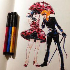 peachpurin (@purinchew)   Twitter. ladynoir umbrella