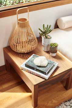 Calm and cosy decor
