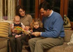 El príncipe Felipe de Borbón, en su 40º cumpleaños #realeza #royals