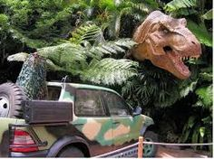 Islands of adventure Jurassic park