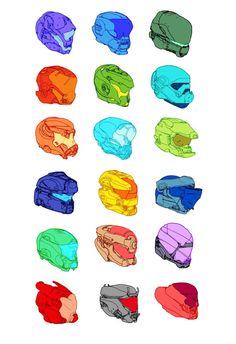 Daniel Chavez Halo 5: Guardians Concept Art