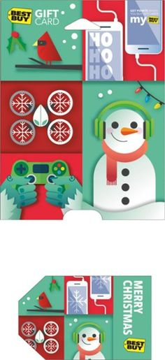 Best Buy GC - $25 Christmas Collage Gift Card 5 Gifts, Best Gifts, Credit Card Points, Christmas Collage, Branded Gifts, Blue Gift, Xmas Presents, Cool Things To Buy, Merry