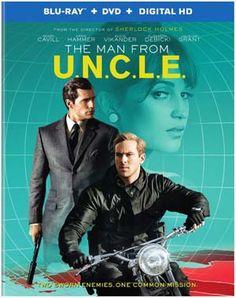 Man From U.N.C.L.E. – new Blu-ray and DVD movie this week
