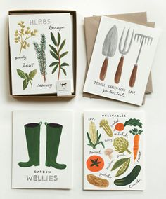 Rifle Paper Co, from the Card and Gift Blog