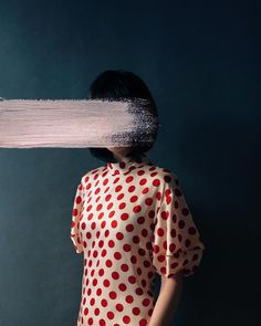 """The Unknown"" series by Andrea Torres Balaguer 