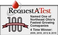 Named Weatherhead 100 - one of Northeast Ohio's Fastest Growing Companies (Magnesium RBD - $49)