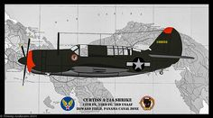 Tommy Anderson - Curtis A-25A Shrike