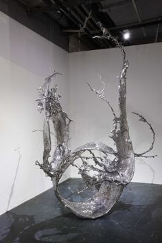 Steel Sculptures Made of More Than 20,000 Chinese Characters - My Modern Metropolis