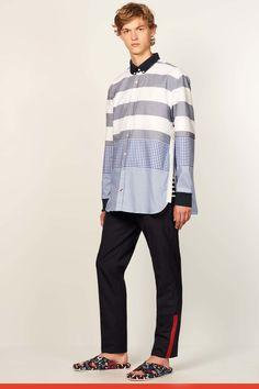 Tommy Hilfiger Spring 2017 Menswear Fashion Show