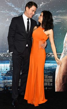Channing Tatum and Jenna Dewan-Tatum just SCREAM relationship goals!