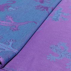 Didymos Geckos Purple
