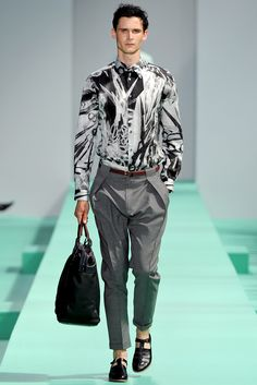 Paul Smith Spring 2013 Menswear