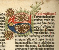 Page from the Gutenberg Bible (1445)