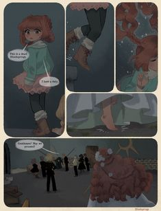 Chapter 5-Blindsprings Page Two Hundred and Thirty Two:Blindsprings Priestess Power!