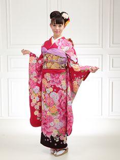 COSTUME PLANET: Kimono : Japanese Traditional Clothing