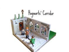 lego hogwarts moc - Google Search