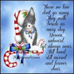 Remembering Those We Have Lost Christmas Quote