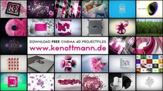 #Download my #cinema4D project files for #free at http://www.kenottmann.com  #c4d #3D #animation #opensource #c4d #cinema4d #mograph #design #motiongraphics