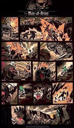 Darkest Dungeon - The Man At Arms