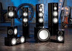Monitor Audio Silver Series At CES 2014