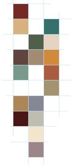 folk victorian color scheme