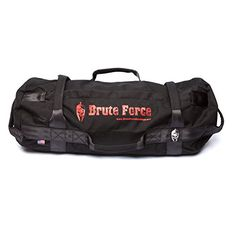 Brute Force Sandbags Athlete Sandbag Black Heavy Duty Sandbags for Fitness Exercise Sandbags Military Sandbags Weighted Bags Heavy Sand Bags Weighted Home Gym *** You can find more details by visiting the image link. Training Kit, Cross Training, Strength Training, Sandbag Workout, Bar Workout, Crossfit Box, Weight Bags, Adjustable Weights, Sand Bag