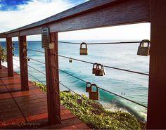 Love locks at Snapper Rocks #love #locks #lovelocks #snapperrocks #queensland #visitqueensland #goldcoast #migoldcoast #seascape #waves #beach #australia #visitaustralia #discoverqueensland #discoveraustralia #beaches #nature #travel #travelgram #travelling #can_landscape #ig_australia #wow_australia2016 #loverules #surf #surfers #naturephotography #naturelovers #aussiephotos #ausfeels by raw_shotz_photography