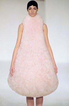 Hussein Chalayan's S/S 2000 'Before Minus Now'