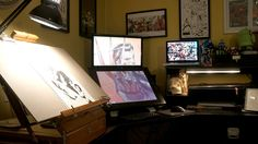 The Illustrator's Workspace                                                                                                                                                                                 More