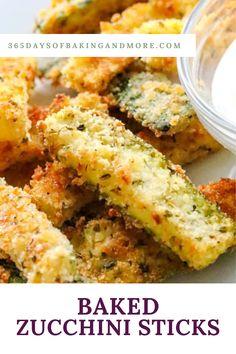 Italian Zucchini Recipe, Easy Zucchini Recipes, Veggie Recipes, Italian Appetizers Easy, Quick And Easy Appetizers, Quick Easy Dinner, Bread Dishes, Food Dishes, Vegetarian Recipes Dinner