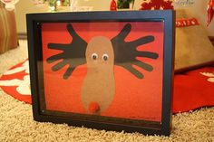 #Christmas craft idea