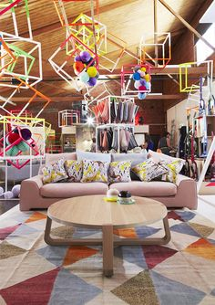 The Cool Hunter - The Cool House Opens Today - Rokeby Studios, Collingwood Melbourne