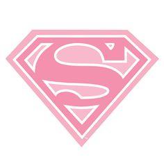 Pink Superwoman Logo - ClipArt Best - ClipArt Best