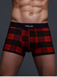SHARE & Get it FREE | Tartan Print U Pouch Design Men's Boxer BriefFor Fashion Lovers only:80,000+ Items • New Arrivals Daily • Affordable Casual to Chic for Every Occasion Join Sammydress: Get YOUR $50 NOW! Boxer Pants, Sammy Dress, Tartan, Gym Shorts Womens, Pouch, Join, Lovers, Guys, Casual