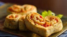 """""""Kırmızı Biberli Kalpler"""" tarifi berraktursulari.com.tr'de... Afiyet olsun :) #berrak #yemektarifleri #food #yemek #foodislove #mamamia"""