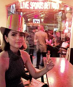 Shelley Hennig - Happy new year from Mexico.