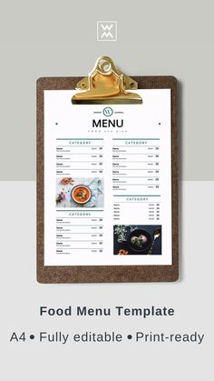 Get your Restaurant/Bar Menu Designed with us. Find your best Package and get started. ORDER NOW<br> Drink Menu Design, Cafe Menu Design, Restaurant Menu Design, Restaurant Bar, Chinese Menu, Menu Layout, Food Menu Template, Menu Book, Unique Restaurants