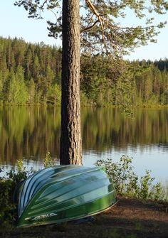 Valkeajärvi Ritavaaralla Pellossa Länsi-Lapissa