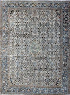 "KEIVAN WOVEN ARTS,   Type :Malayer Origin :Iran  Size : 10'2""x13'5""  Circa :1910"