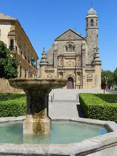 Sacra capilla del Salvador, Diego de Siloe, Ubeda