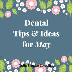 National Smile Month - Dental Marketing Tips and Ideas - Root Canal Appreciation - High Blood Pressure Education - dentistry