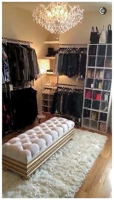 Spare Bedroom Closets, Dream Closets, Master Closet, Master Suite, Spare Bedroom Ideas, Spare Room Closet, Closet Bench, Spare Room Ideas Small, Spare Room Storage Ideas