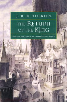 Return of the King, Lord of the Rings book 3.