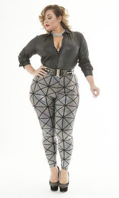 Flirty Curvaceous Fashion : Plus Size Fashion for Women