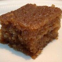 Pain Patate - Haitian Dessert (sweet potatoes)