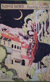 Gladys Peto: art deco